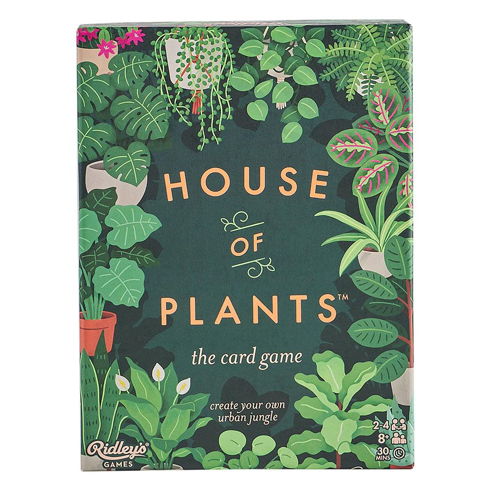 Ridley's House of Plants -Game