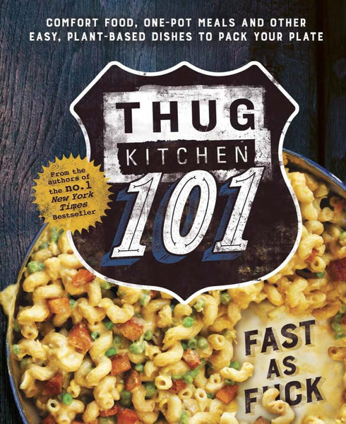 Thug Kitchen: Back to Basics – Pookipoiga