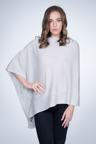 Cashmere-poncho-nine-Yaks-ethical-sustainable-clothing-fashion-French-grey