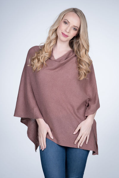 Cashmere-poncho-nine-Yaks-ethical-sustainable-clothing-fashion-rosewood-pink