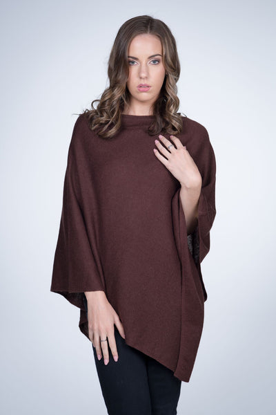 Cashmere-poncho-nine-Yaks-ethical-sustainable-clothing-fashion-chocolate-briwn