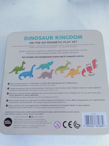 Ridley's Magnetic Play Set - Dinosaurs -Game