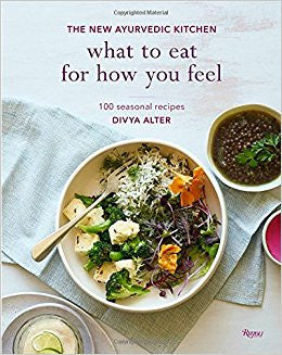 United Book Distributors What to eat for how you feel: the new Ayurvedic kitchen -Books Melbourne