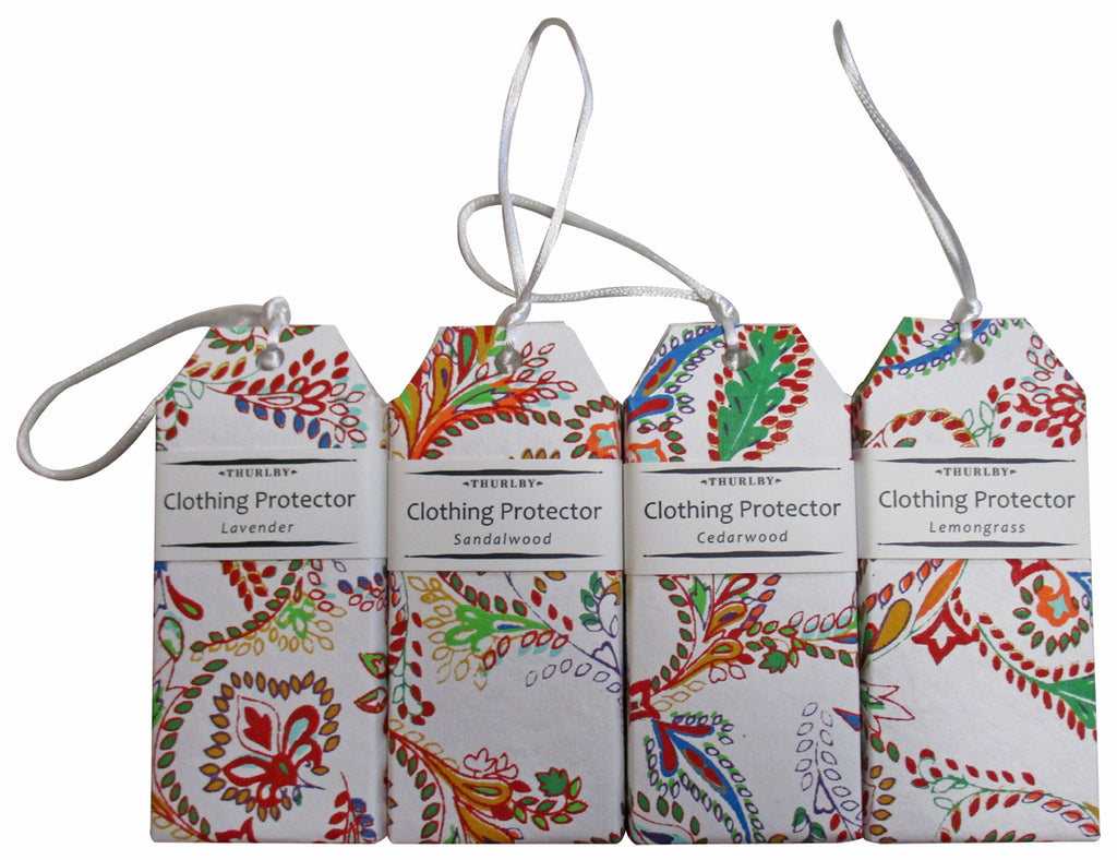 Thurlby Herb Farm Pentimento Clothing Protector -Aromatic Sachets
