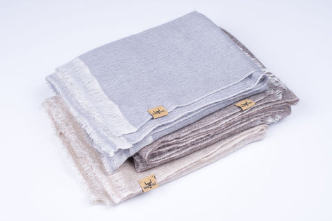 Nine Yaks Luxury Series Cashmere Shawls -Shawl Melbourne