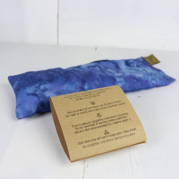 Sabine & Sparrow Indara Blue Eye Pillow -Eye Pillow Melbourne