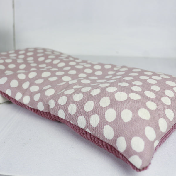 Sabine & Sparrow Pastel Pink Dots Heat Pack -Heat Pack Melbourne