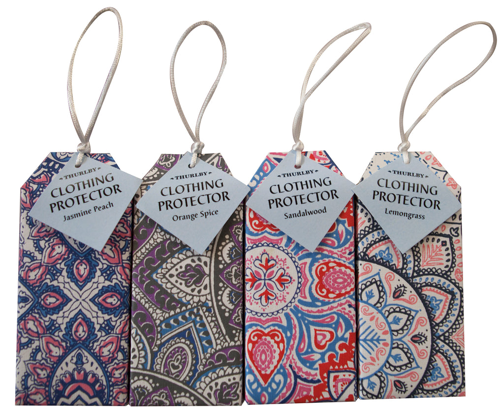 Thurlby Herb Farm - Mandala Clothing Protector - last minute gift idea - melbourne
