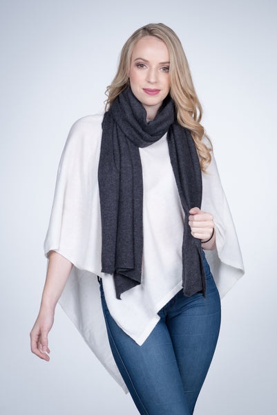 knitted-shawl-dark-grey