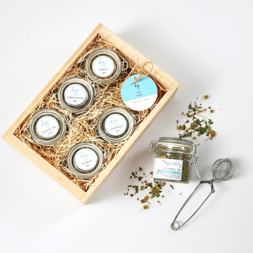 Tea Lover Gift Set - Pookipoiga