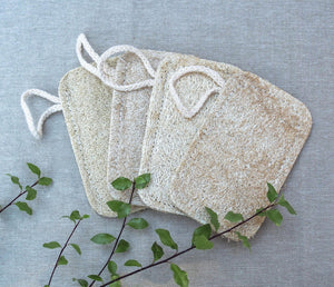 Compostable Kitchen Loofah - Pookipoiga