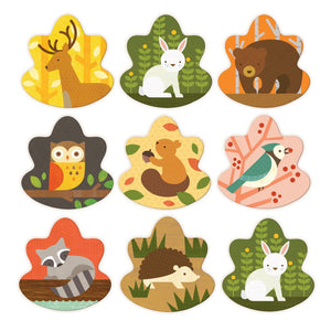 Petit Collage - Petit Collage Forest Animals Memory Game - last minute gift idea - melbourne
