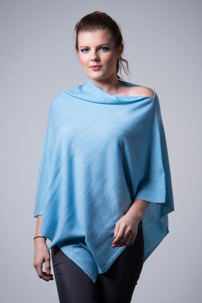 Cashmere-poncho-nine-Yaks-ethical-sustainable-clothing-fashion-baby-blue