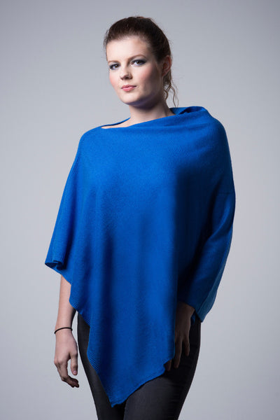 Cashmere-poncho-nine-Yaks-ethical-sustainable-clothing-fashion-blue-cobalt