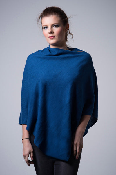Cashmere-poncho-nine-Yaks-ethical-sustainable-clothing-fashion-blue-denim