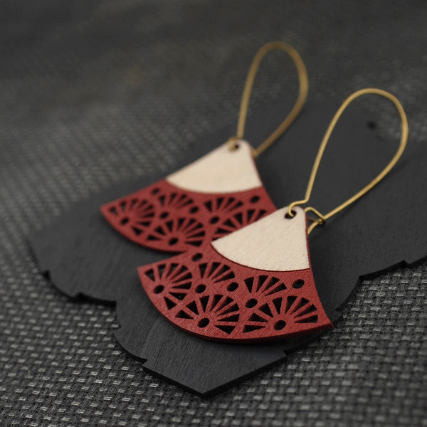 Erela Earrings - last minute gift idea