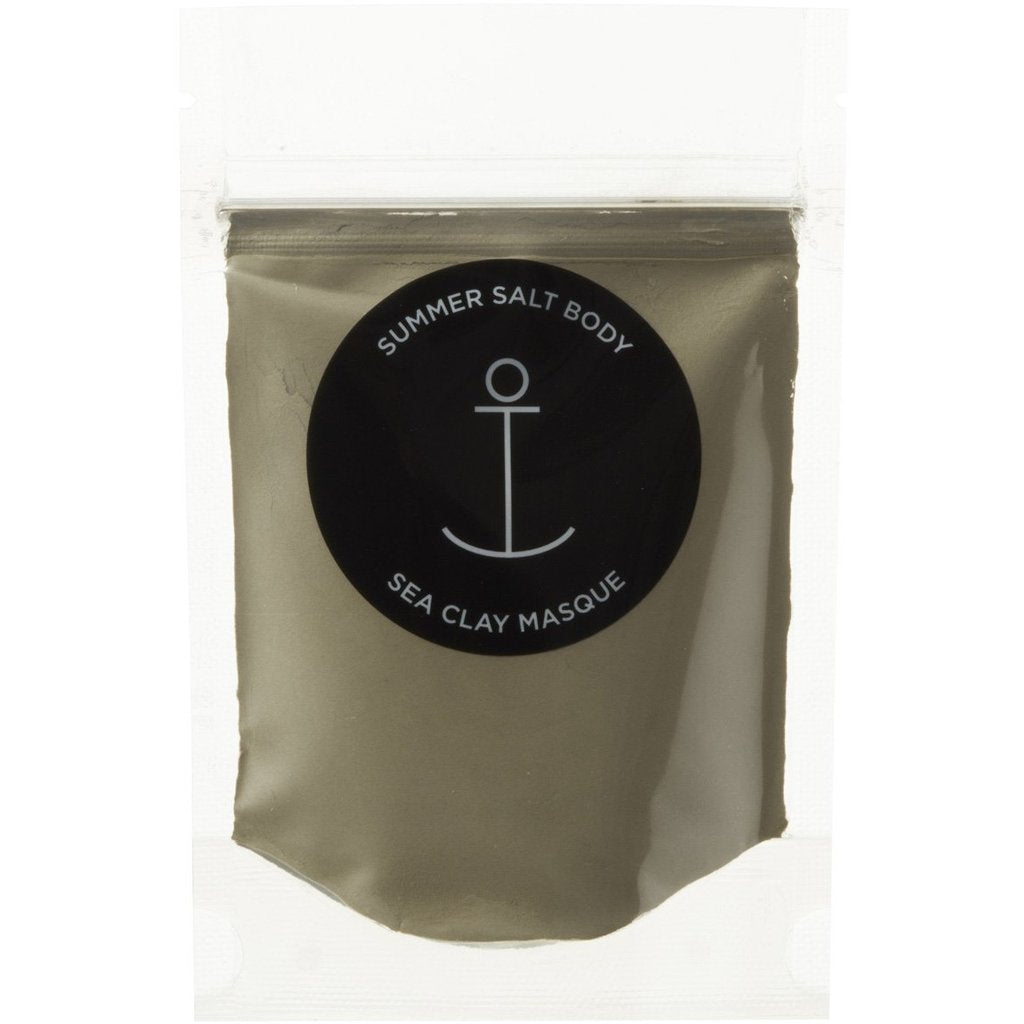 Summer Salt Body Mini Sea Clay Masque - 40g -Skincare