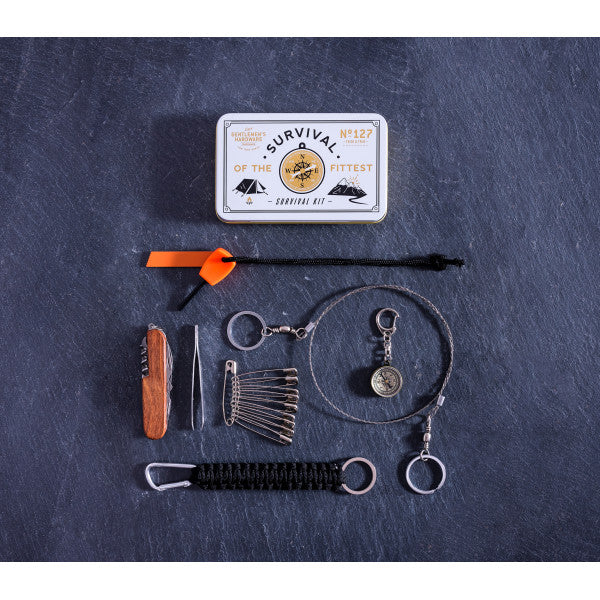 Gentlemen's Hardware Survival Kit - Pookipoiga