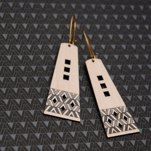Pimelia Kenzie Earrings -Jewellery