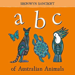 Hardie Grant Books An Australian ABC of Animals -Books Melbourne