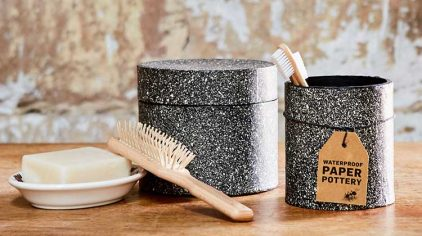 Dalby Granite Bathroom Set - Pookipoiga