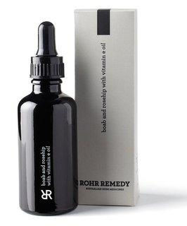 Rohr Remedy Boab and rosehip with vitamin E oil -Face and Body