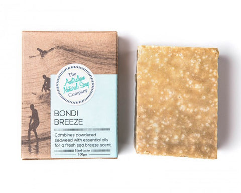 Bondi Breeze soap - Australia