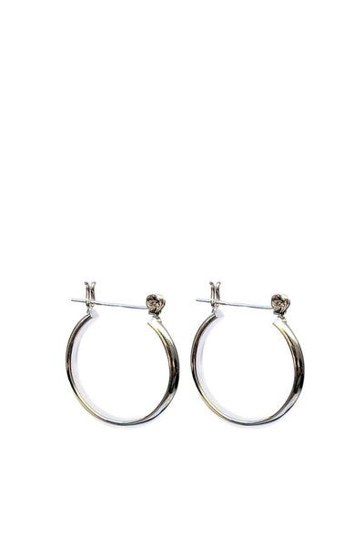 S-kin Studio Briella Concave Hoops -Earrings Melbourne