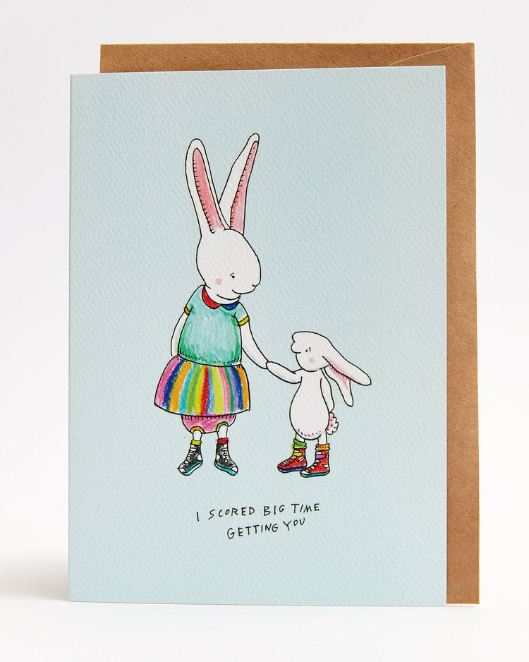 Wally Paper Co Bunny Love -Cards