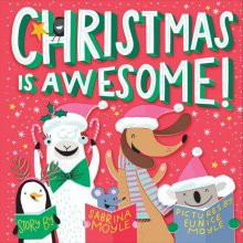 Hardie Grant Books - Christmas Is Awesome! - last minute gift idea - melbourne