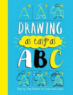 Drawing as Easy as ABC - last minute gift idea