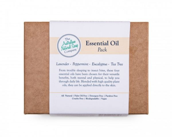 ANSC Essential Oil Pack -Essential Oil