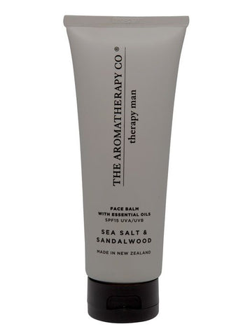 The Aromatherapy Co Face Balm - Sea Salt and Sandalwood -Face and Body Melbourne