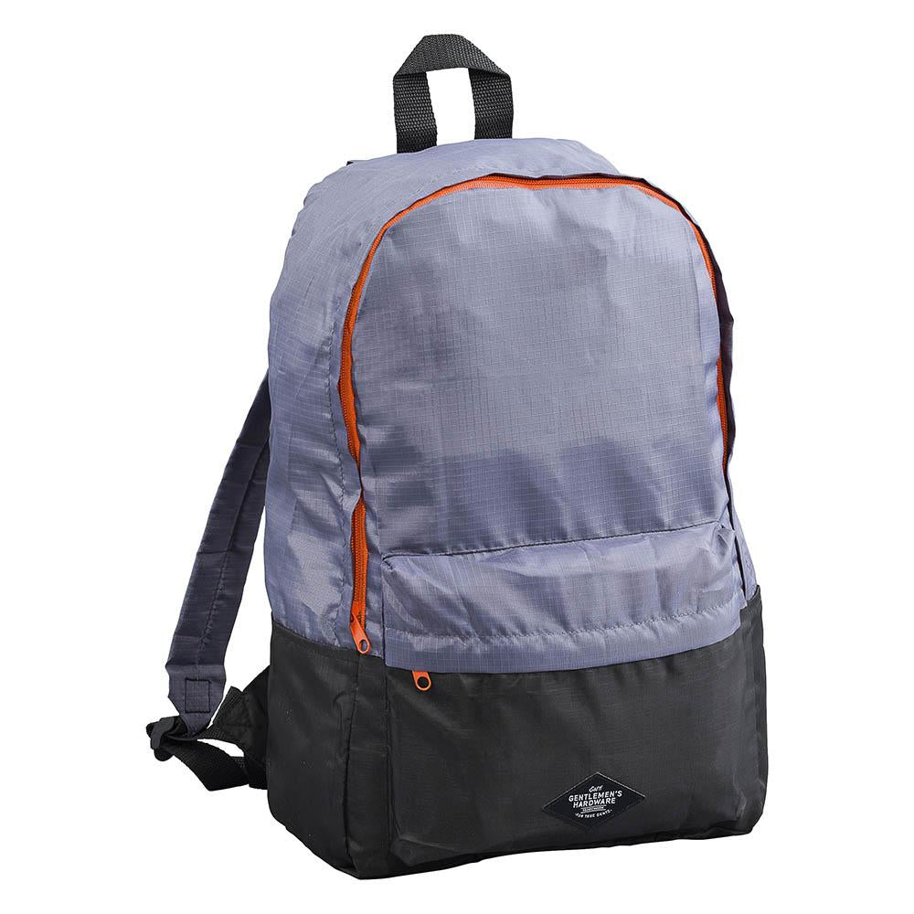 Gentlemen's Hardware Foldaway Backpack -Backpack