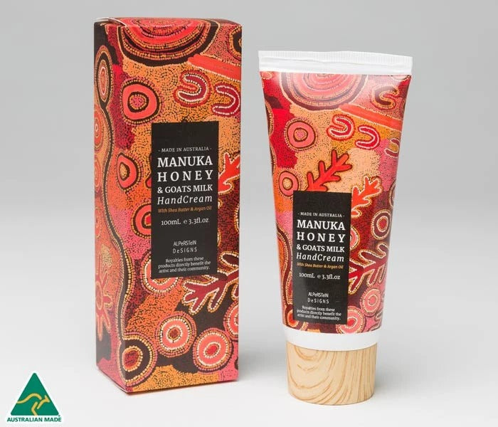 Theo Hudson Manuka Honey hand cream - Pookipoiga