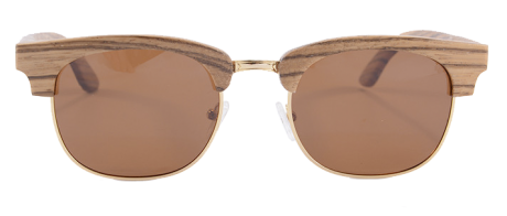 Topheads Hoppa Bamboo -Sunglasses Old-school Melbourne