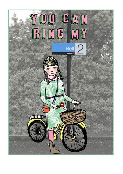 You can ring my Bell - last minute gift idea