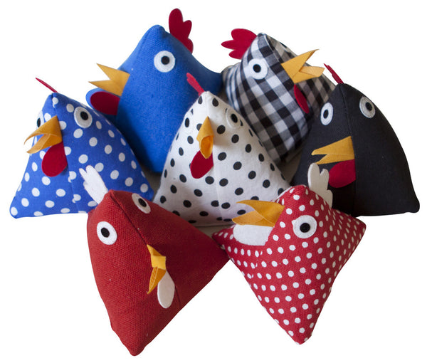 Kitchen Poultry Coloured - last minute gift idea