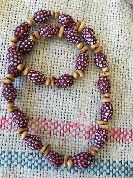Central Australian Seed Necklace - Australia