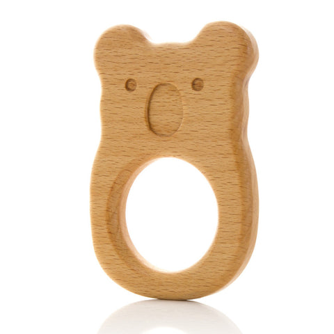 Wooden Koala Teether