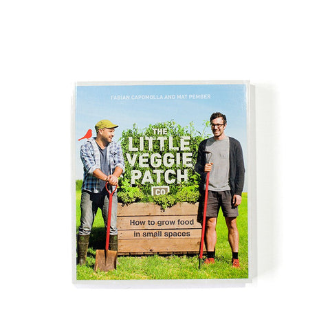 Little Veggie Patch Co BOOK ONE - HOW TO GROW FOOD IN SMALL SPACES -Book Melbourne