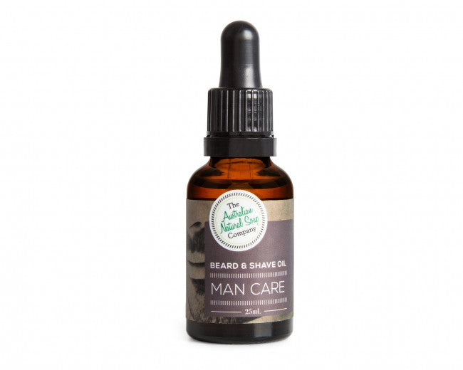 ANSC Man Care Oil -Shave Oil