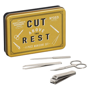 Gentlemen's Hardware - Manicure Set - last minute gift idea - melbourne