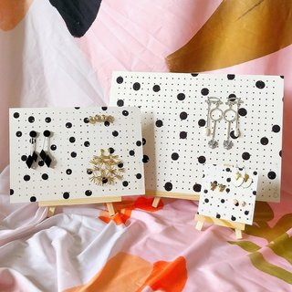 Bon Maxie - Dotty Earring Holder - last minute gift idea - melbourne