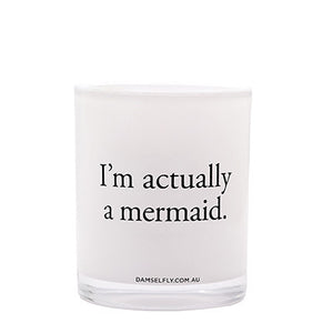 I'm actually a mermaid - Pookipoiga