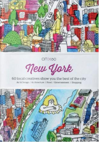 Hardie Grant Books City Guide - New York Book -Books