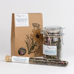Organics for Lily - Rebalance Me Tea - last minute gift idea - melbourne