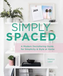 Hardie Grant Books Simply Spaced -Book