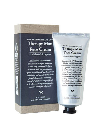 Face Cream SPF15 - Sandalwood and Cypress - last minute gift idea