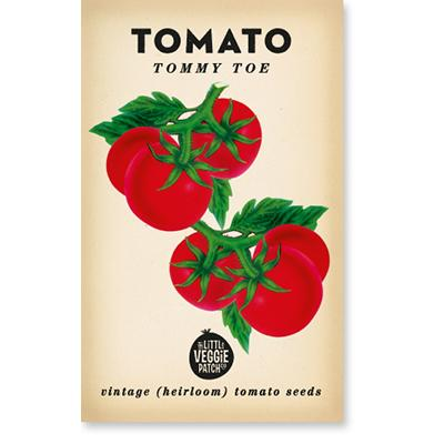 Little Veggie Patch Co TOMATO 'TOMMY TOE' HEIRLOOM SEEDS -Seeds